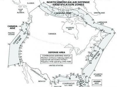 加拿大地图英文名称 简笔画