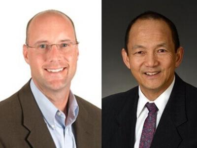 最新民调显示,市长竞选Brown支持率为45%,Cheng以34%居次