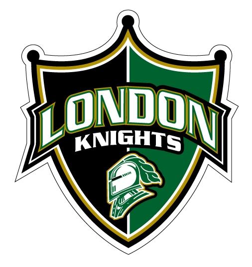 曲棍球季后赛第一场Knights VS Rangers在伦敦举行