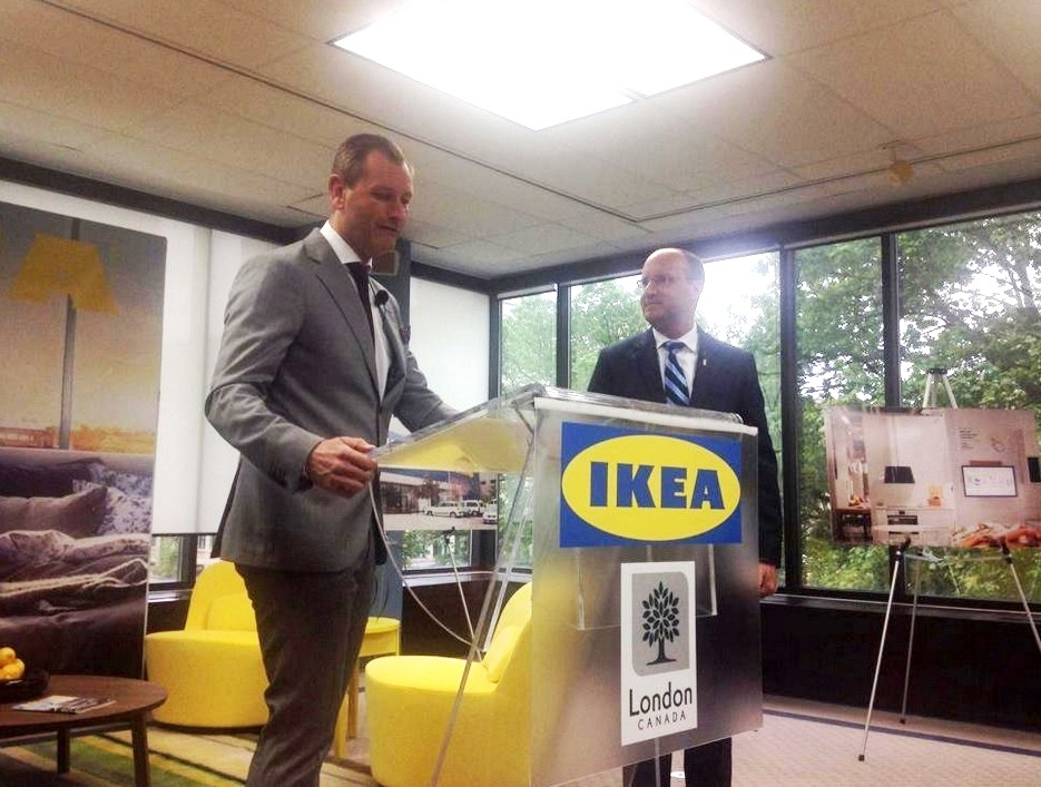 IKEA To Open Store In London