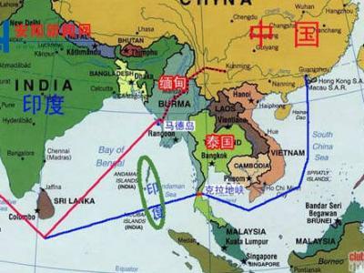 起底泰国克拉运河三大梦魇:美国或从中使绊