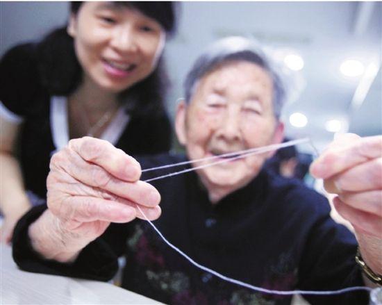 102岁老人出自传 心脏、肝、胆如中年人(图)