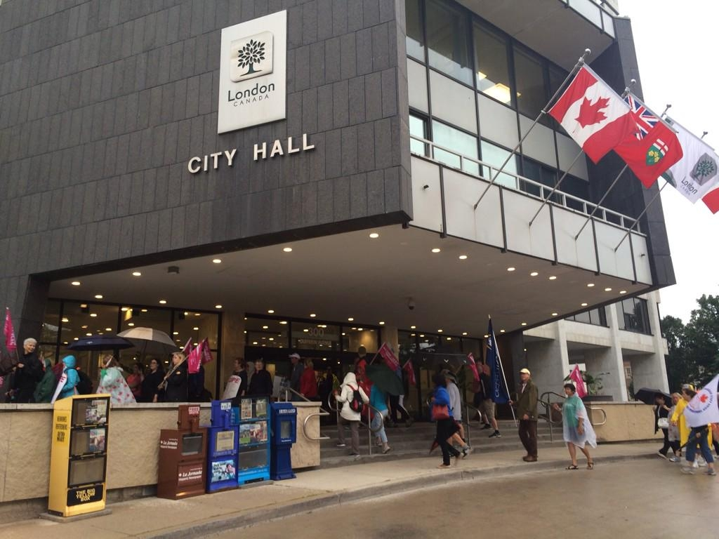 Tentative Agreement Reached Between CUPE Local 101, City of London