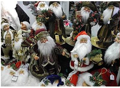 2015年12月3 - 6日周末好去处--第三十六届圣诞工艺节