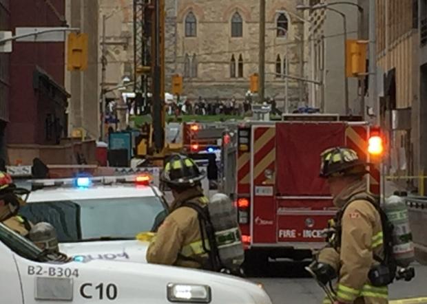 Ottawa gas leak